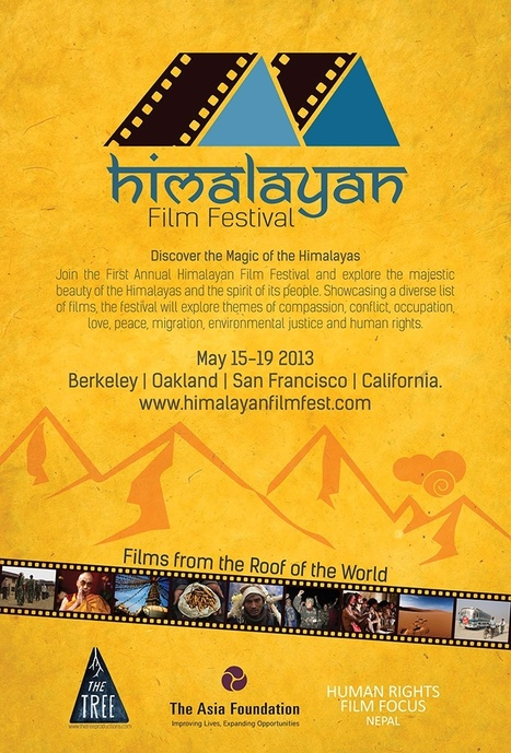 Discover the Magic of the Himalayas | Himalayan Film Festival 2013 | Human Rights Film Focus Nepal | Scoop.it