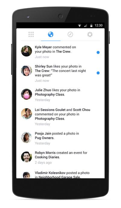 Introducing the Facebook Groups App | Facebook Newsroom | CoMarSo -Comunicación, Marketing y Social Media | Scoop.it