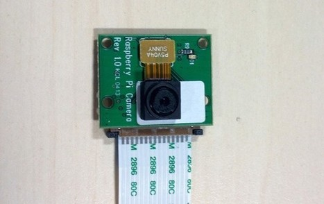 Raspberry Pi $25 camera hardware finalized, won't be available for ... | Raspberry Pi | Scoop.it