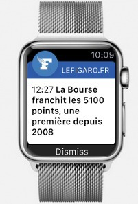 Les médias français aiment l'Apple Watch | DocPresseESJ | Scoop.it