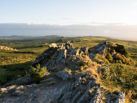 photo en Finistère, Bretagne et...: dans les Monts d'Arrée, en attendant la nuit (3 photos) | Revue de Web par ClC | Scoop.it