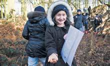 Outdoor learning is in a class of its own | Creating educational games | Scoop.it