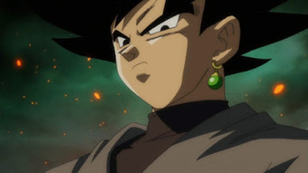 Black Goku Wallpapers & Picture ~ Latest Anime Wallpapers | News | Scoop.it