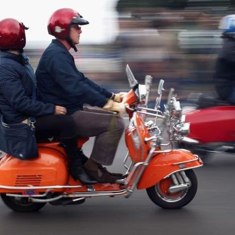 The world's most stylish motor scooter   Vespa Stories   Scoop.it