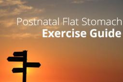 Postnatal Exercises - Only About Pregnancy   onlyaboutpregnancy   Scoop.it