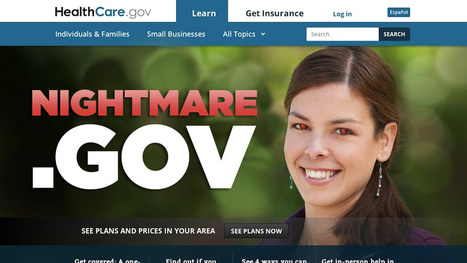 Everything That's Wrong with HealthCare.gov | Crap You Should Read | Scoop.it