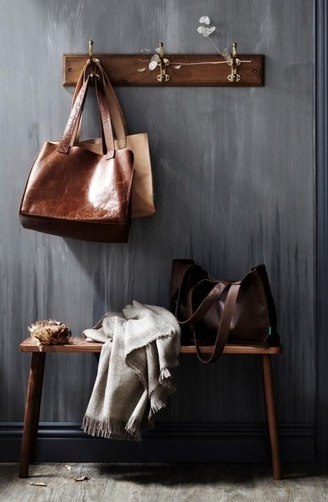 Vosgesparis: Is Brown the new Black ?   Tendances déco - interior trends   Scoop.it