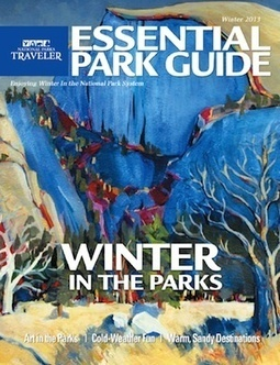 Essential Park Guide: Winter Doesn't Have To Mean Cold, Snow And Ice During ... - National Parks Traveler | Motorhome Madness | Scoop.it