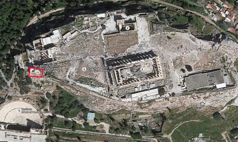 Templo Atenea Nike :: ATENEA NIKE | Mundo Clásico | Scoop.it