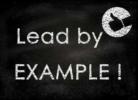 Leadership Styles: How To Lead By Example | Art of Hosting | Scoop.it