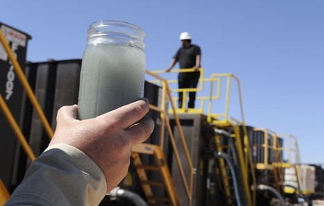 Fracking Companies Have Been Getting Worse About Disclosing The Chemicals They Use | GarryRogers Biosphere News | Scoop.it