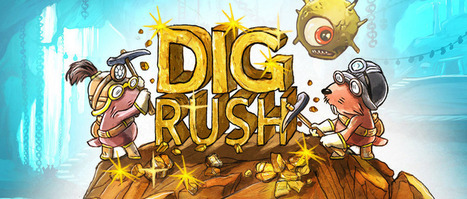 Dig Rush : Jeu vidéo contre la maladie | e-santé,m-santé, santé 2.0, 3.0 | Scoop.it