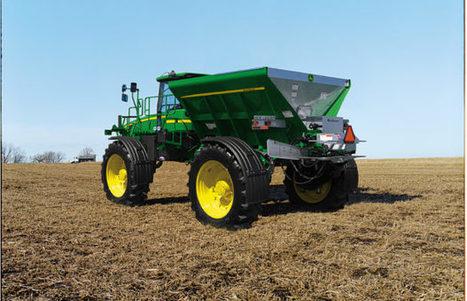 Nitrogen Stabilizers Improve Yield, Win Award   Grain du Coteau : News ( corn maize ethanol DDG soybean soymeal wheat livestock beef pigs canadian dollar)   Scoop.it