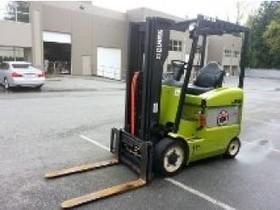 Clark Forklift Model ECS20   Coast Machinery Group   Scoop.it