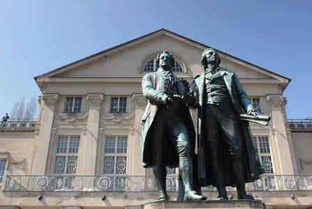 Balade dans les ruelles historiques de Weimar et d'Erfurt   Allemagne tourisme et culture   Scoop.it