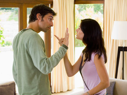 How to Fight with Your Husband | Healthy way to fight in a marrige | Scoop.it
