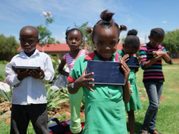 Touchable Earth touches down in SA - South Africa - The Good News | iEARN in Action | Scoop.it