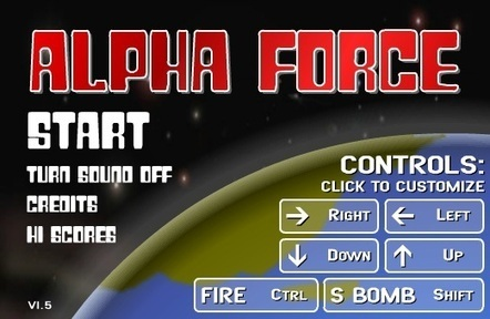 Alpha Force | Free Games that Pay You | Scoop.it