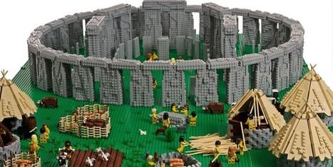 20 monuments célèbres en Lego | Tourisme 3.0 | Scoop.it