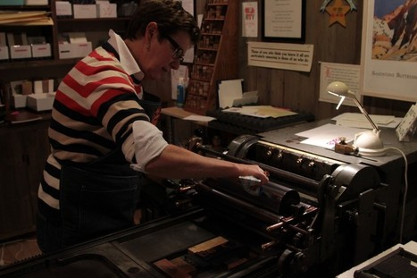 Saltbox Press invites you back to the 15th Century | Inspiring Typography | Scoop.it