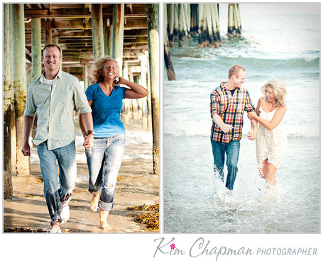 Rachelle and Mike • E-Shoot • Old Orchard Beach, Maine » Kim ... | Caribbean Weddings | Scoop.it