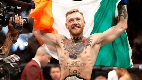 How James Joyce predicted Conor McGregor's triumph  in Finnegans Wake | The Irish Literary Times | Scoop.it