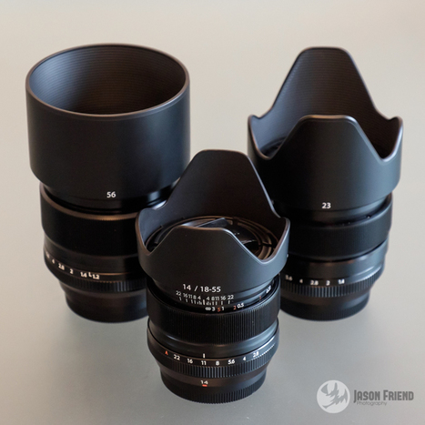Fujifilm Holy Trinity | Fuji X System | Scoop.it