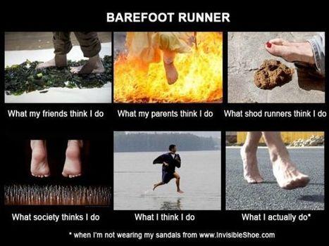 Barefoot Runner | What I really do | Scoop.it