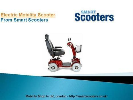 Portable Type Mobility Scooters in UK | Smart Mobility | Scoop.it