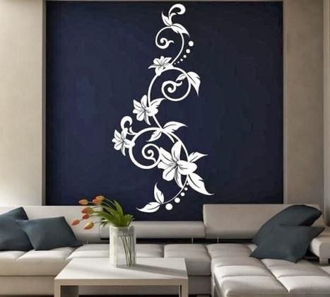 Dale un toque especial a tu casa con Vinilos Decorativos | Decoracion de Interiores, Dormitorios, Salones, Baños, Cocinas, etc... | Noticias Online | Scoop.it