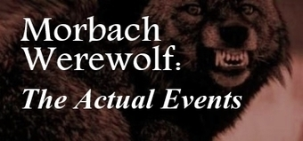 Morbach Werewolf - Phantoms and Monsters: Paranormal Activity ... | Cryptozoology,Ufology,Paranormal,Conspiracy Theories | Scoop.it