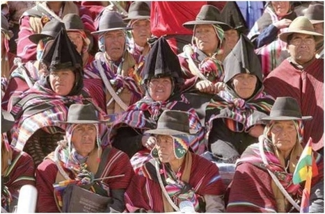Andrés Soliz Rada reivindica la  unidad indo mestiza para Bolivia   Cultura en la integración   Scoop.it