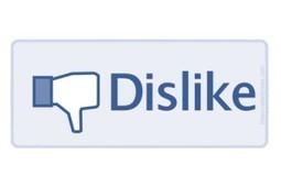 Facebook: in arrivo il tasto Non mi piace? - Seo&Social Media WebSecurity IT | Social Media Marketing | Scoop.it
