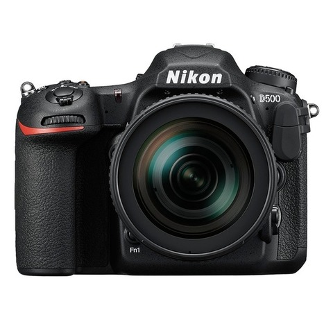 Here at last: Nikon announces D500 | Photography Gear News | Scoop.it