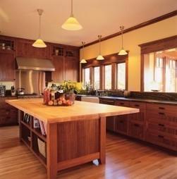 Kitchen floors - Is hardwood flooring or tile better? | Hardwood Flooring Advice and FAQ's | Scoop.it