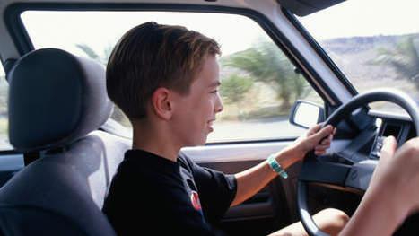 Un enfant de 10 ans ramène en voiture son père ivre | Mais n'importe quoi ! | Scoop.it
