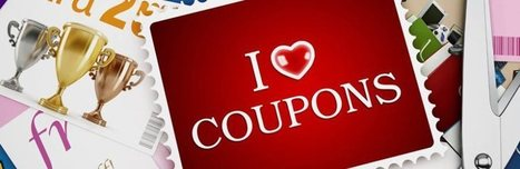 Le coupon de réduction à l'heure du digital | Seratoo - Marketing 3.0 | Clic France | Scoop.it