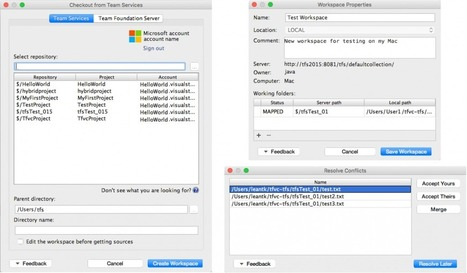 TFVC Support in Preview for Team Services Plugin for IntelliJ and Android Studio | Visual Studio ALM | Scoop.it