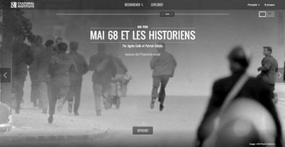 Google lance un musée numérique de l'Histoire du XXème siècle | Geeks and Com' | Actualités des TICE | Scoop.it