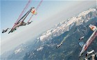 Skydivers 'fly' in formation with gliders in daring stunt over Alps | Strange days indeed... | Scoop.it