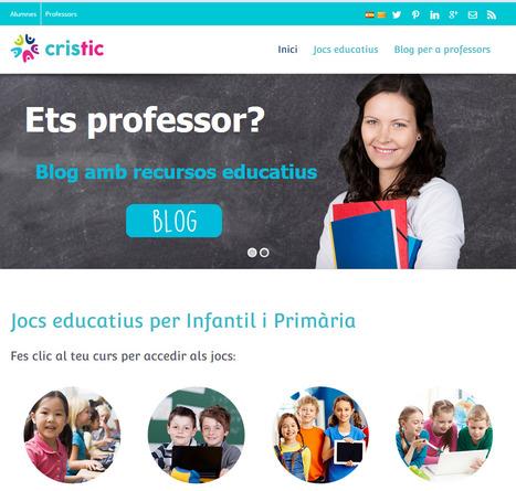 Juegos para alumnos y Recursos TIC para profesores | FOTOTECA INFANTIL | Scoop.it
