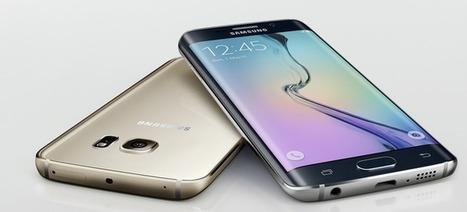 Spesifikasi Dan Harga Terbaru Samsung Galaxy S6 Edge ~ Dunia Samsung | samsung | Scoop.it