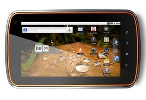 The Verykool R800 Tablet.. likes to play outdoors | Mobile IT | Scoop.it