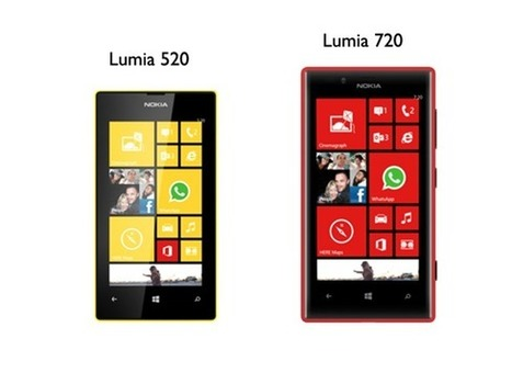 Nokia's Strategy With Lumia 520 & Lumia 720 | Windows Phone Daily | WINDOWS-NOKIA | Scoop.it