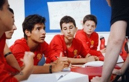 What makes the Manchester United Soccer Schools' English language lessons unique? | Language travel at its best | Scoop.it