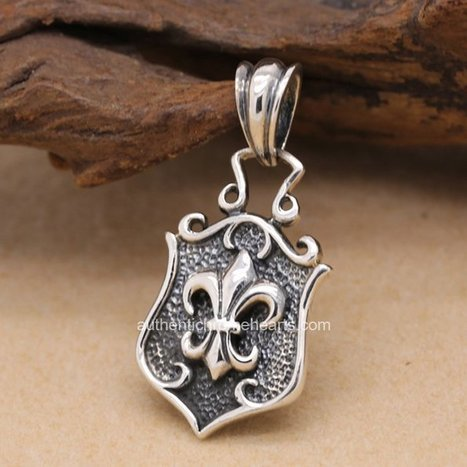 Chrome Hearts Scout Flower 925 Silver Scutellate Pendants Online [Chrome Hearts Pendants] - $116.00 : Authentic Chrome Hearts | Chrome Hearts Online | Boutique | Scoop.it