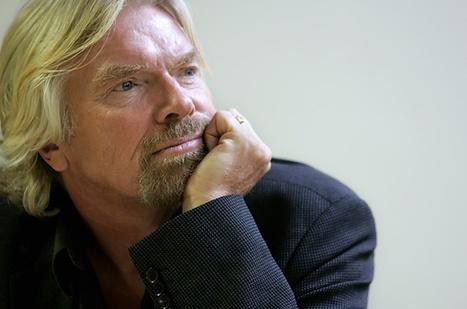Un patron doit déléguer, écouter et rester flexible dit Richard Branson... le travail doit être jouissif ! | Philo & DD | Scoop.it