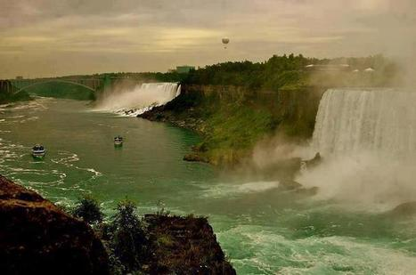 Niagara Falls, NY, USA | Nature | Scoop.it