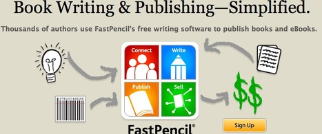 Free Book Writing Software: self-publish and sell your book or ebook with just a few clicks. - FastPencil   Could be useful   Scoop.it