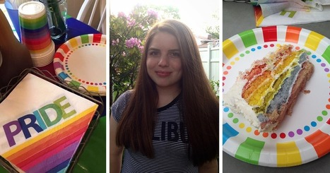 Parents Throw Daughter The Best Pride Party Ever After She Came Out To Them | LGBT Times | Scoop.it